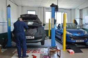 Vehicle Repair & Service